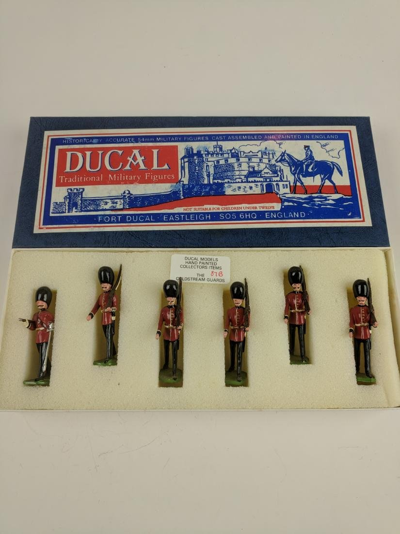 Ducal 87B Coldstream Guards