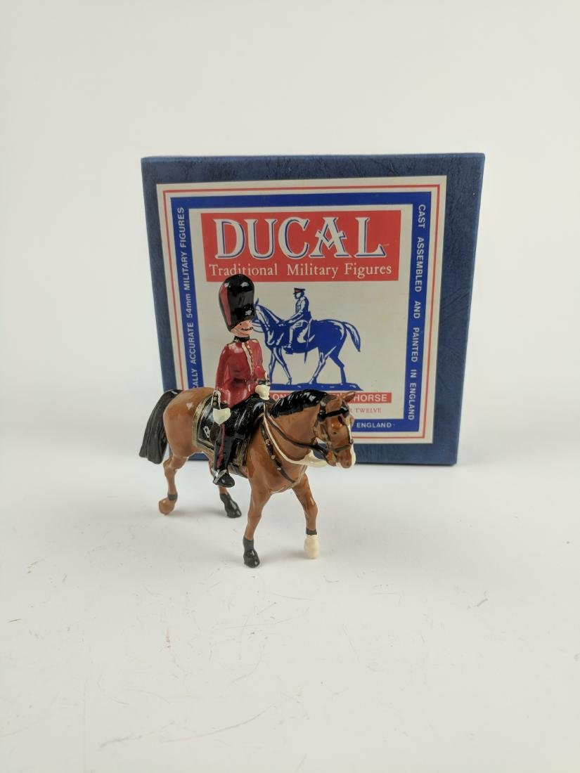 Ducal 87M Coldstream Guards Mounted Officer