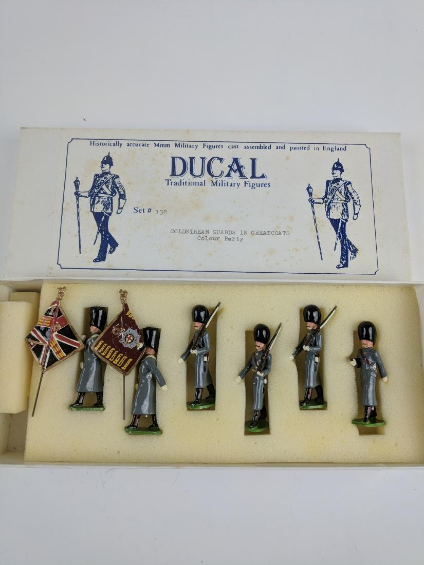 Ducal 138 Coldstream Guards in Greycoats