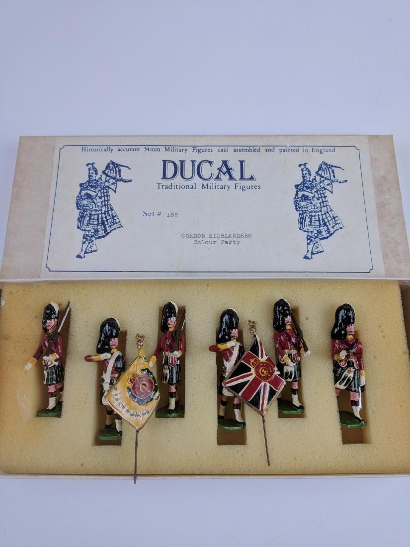 Ducal 188 Gordon Highlanders Colour Party