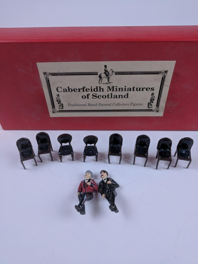 Caberfeidh Miniatures Set 3 Dinner Party