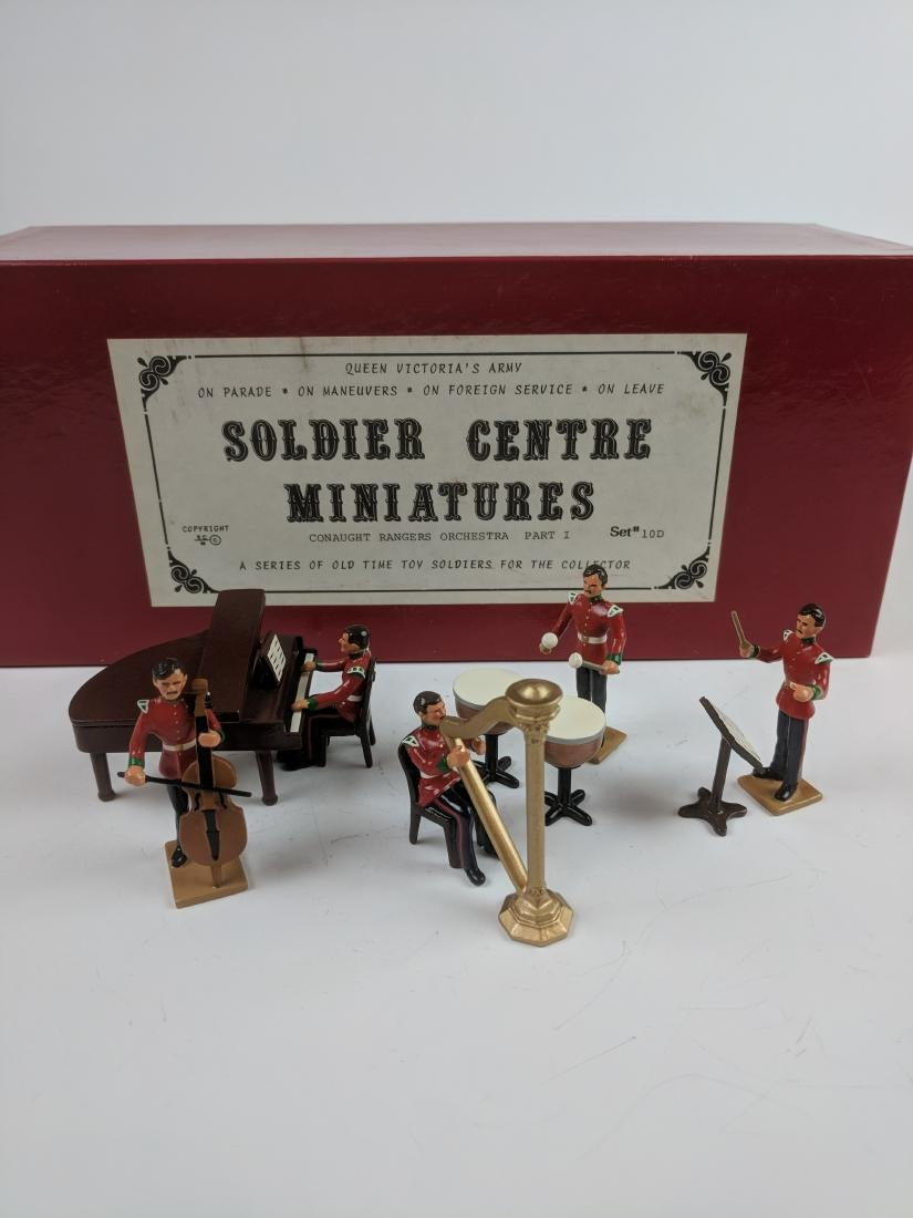 Soldier Centre 10D Connaught Rangers Orchestra