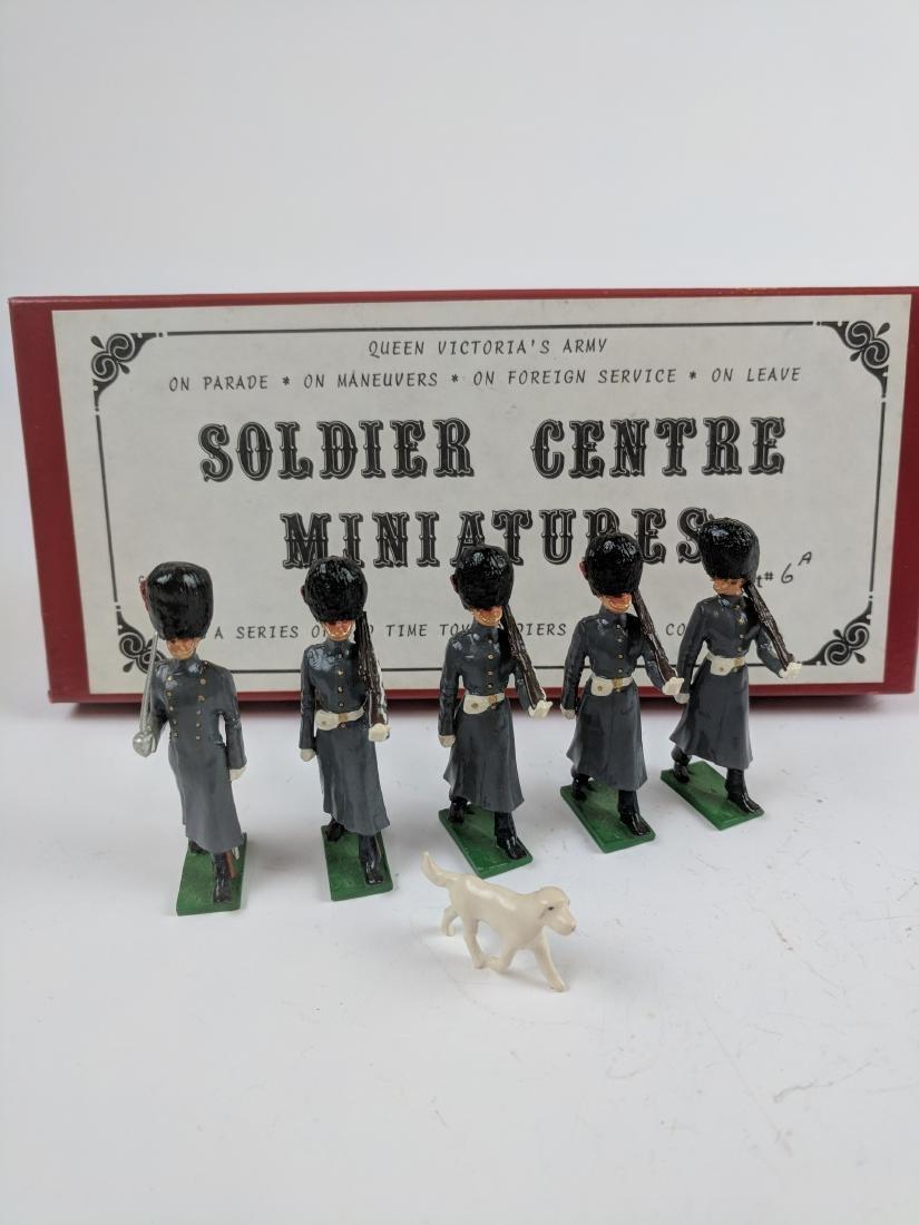 Soldier Centre Set 6A Coldstream Guards