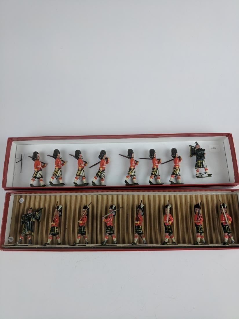 Britains Set 77 Gordon Highlanders Pre War