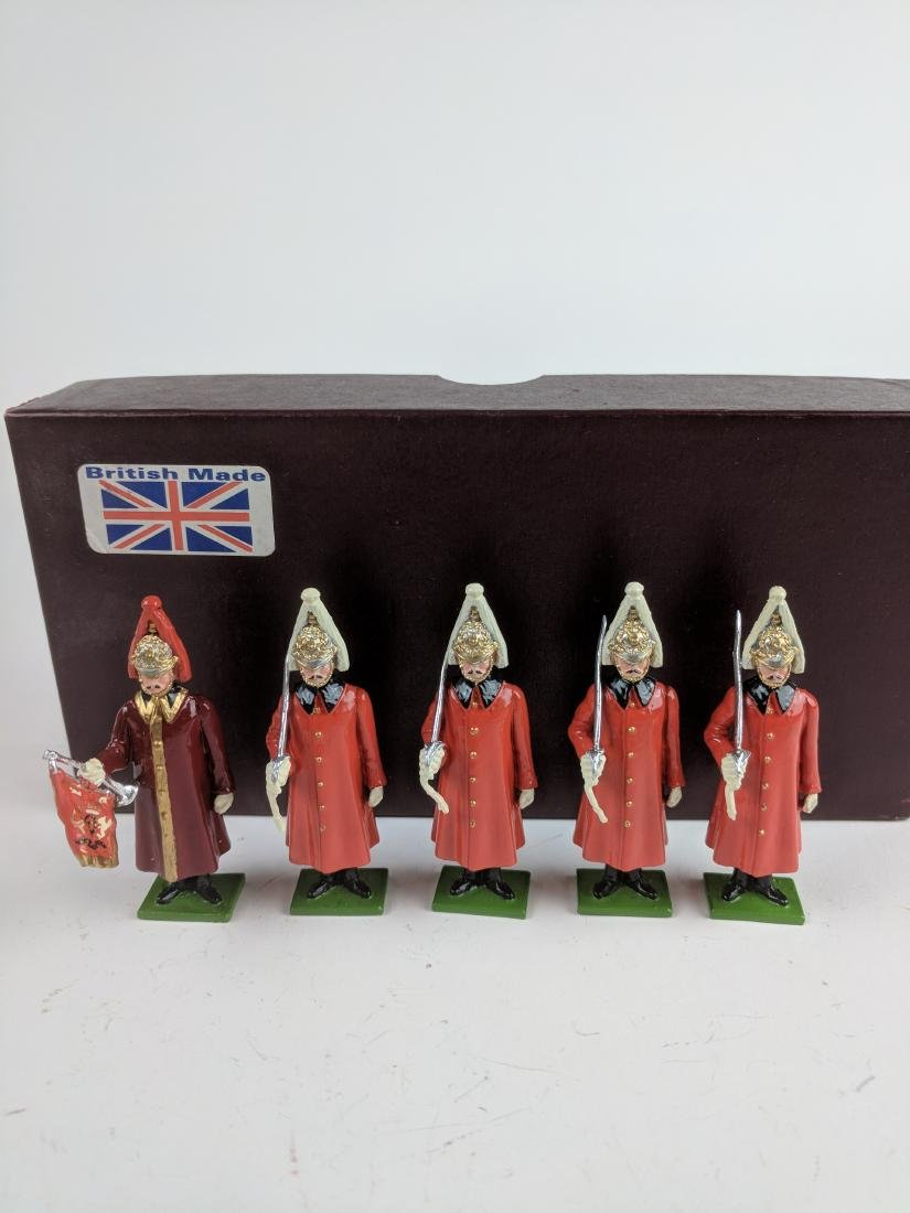 S & S Miniatures Lifeguards Guards