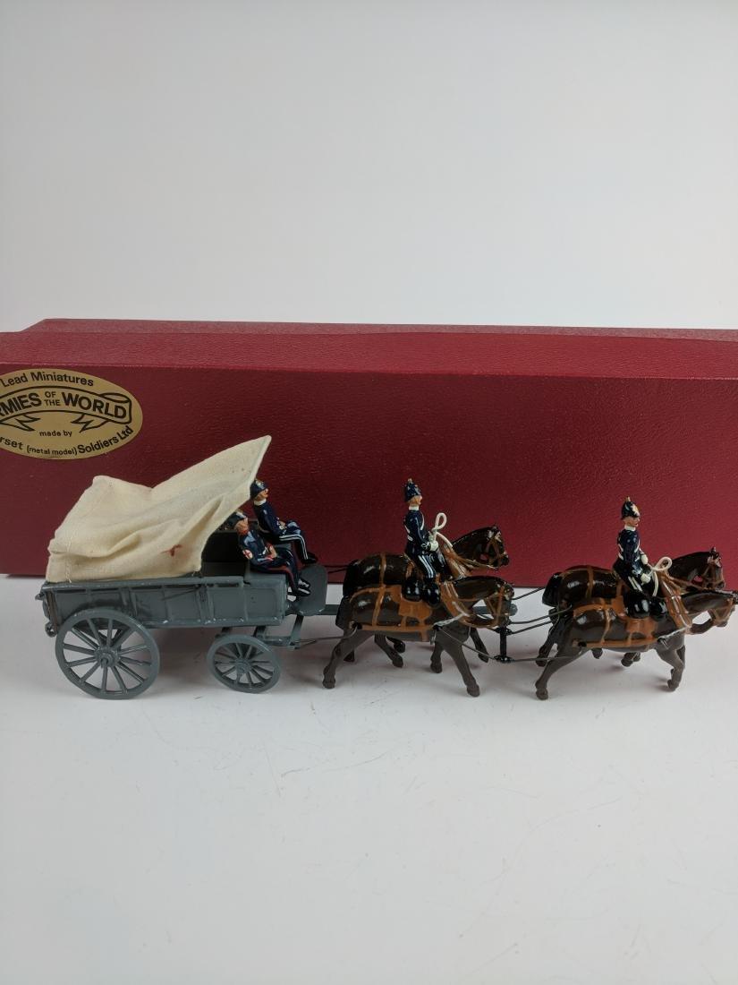 Dorset 014 Medical Wagon