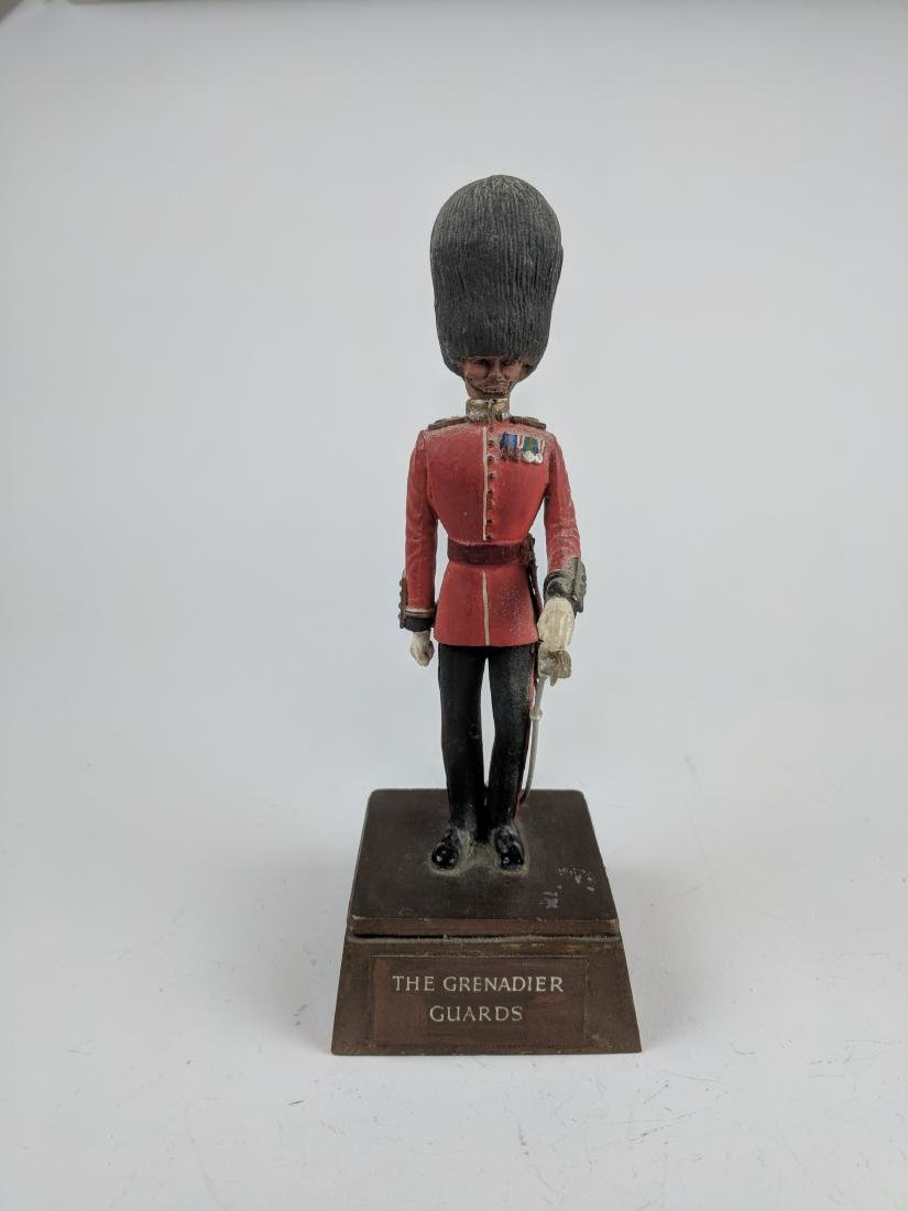 Sentry Box Grenadier Guards