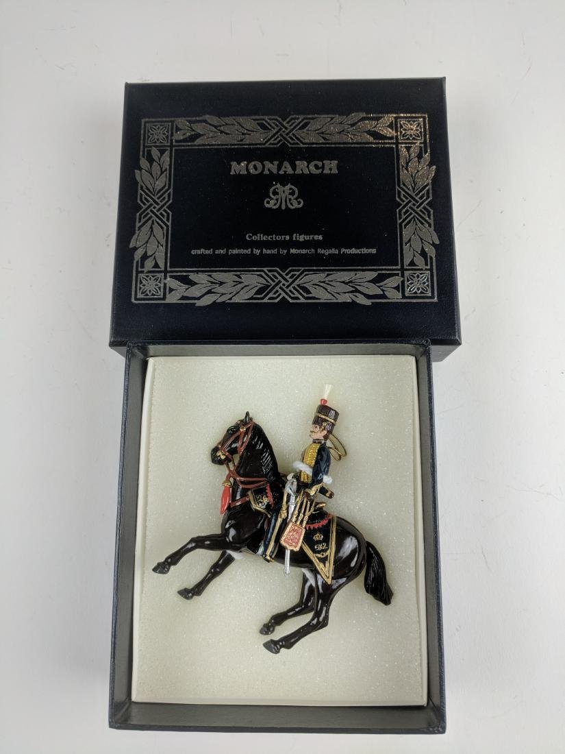 Monarch H2 8th Hussars Officer