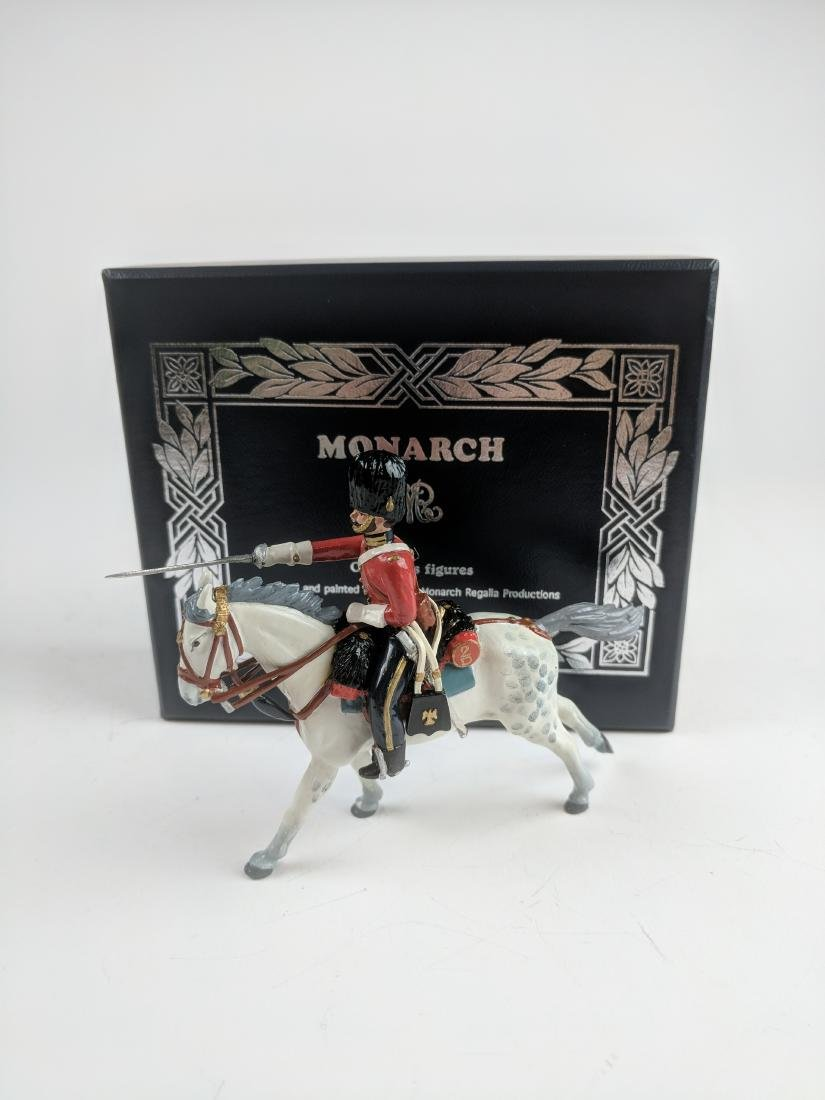 Monarch 115 2nd Scots Grey Officer