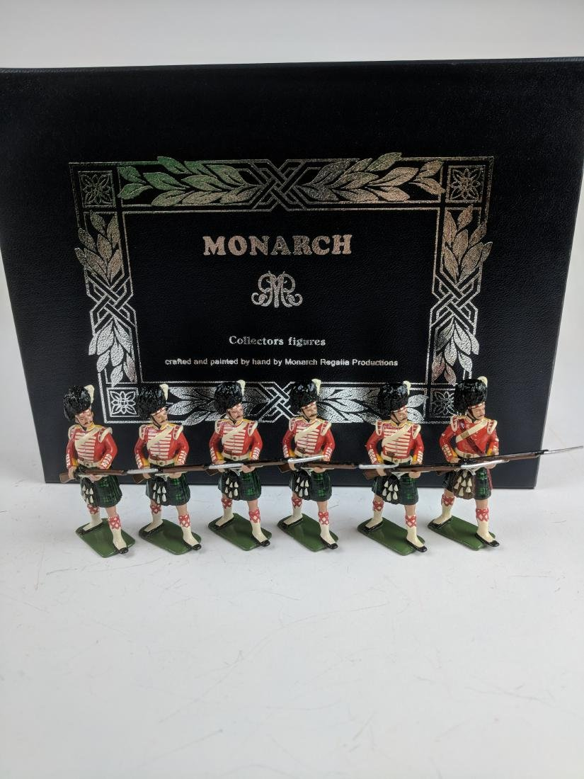 Monarch 123 93rd Highlanders at Ready