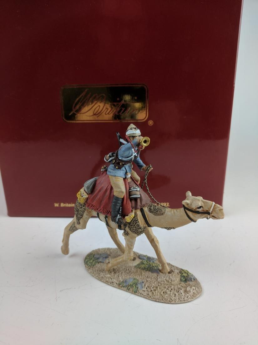 Britains 27042 British Camel Corps Bugler