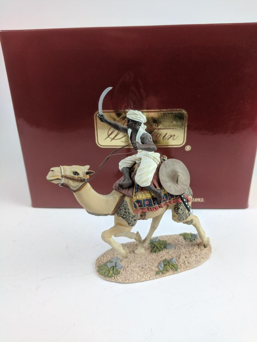 Britains 27017 Mahdist on Camel