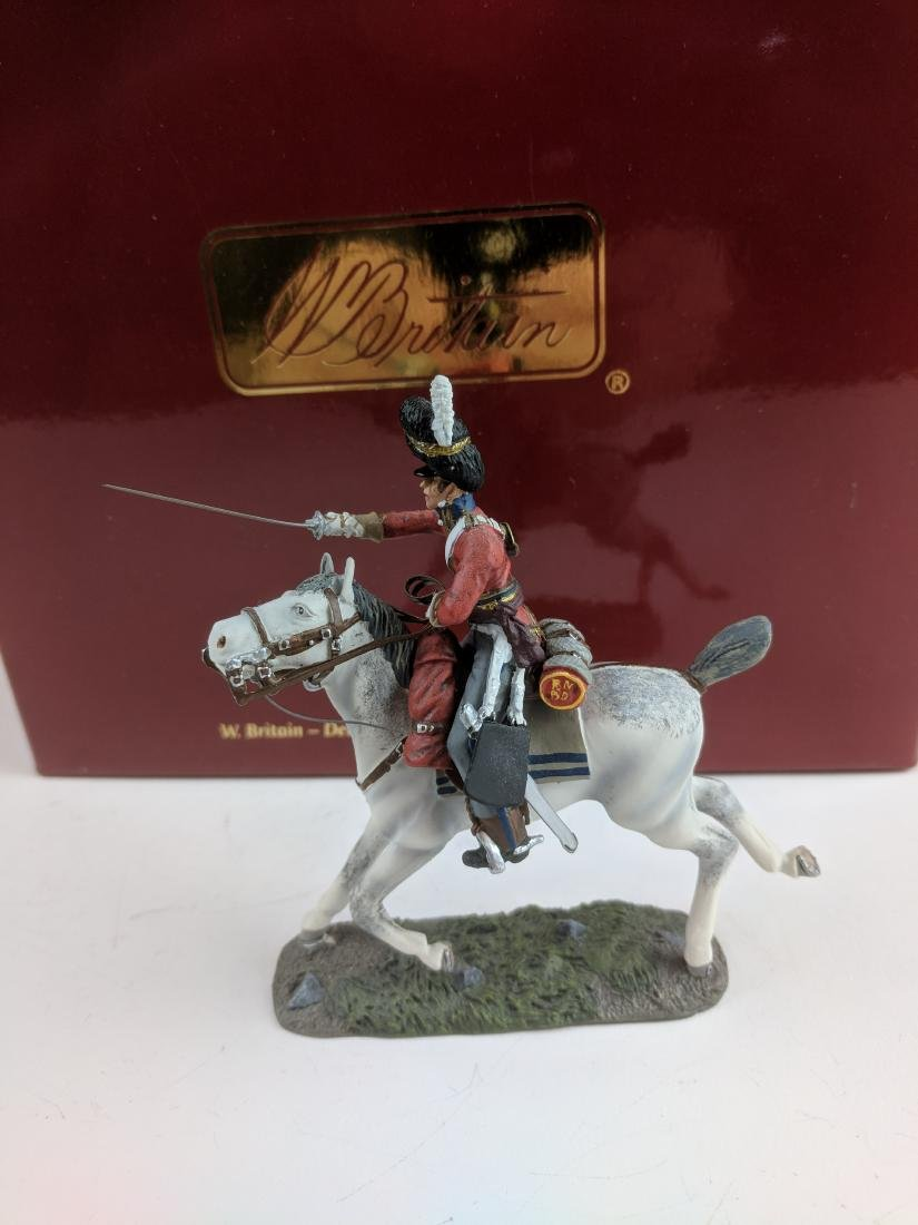 Britains 36065 British Scots Greys Officer