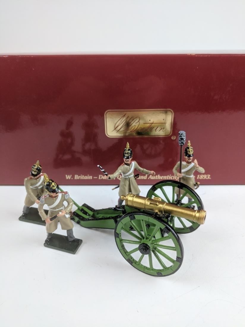 Britains 43062 Crimean Russian Artillery