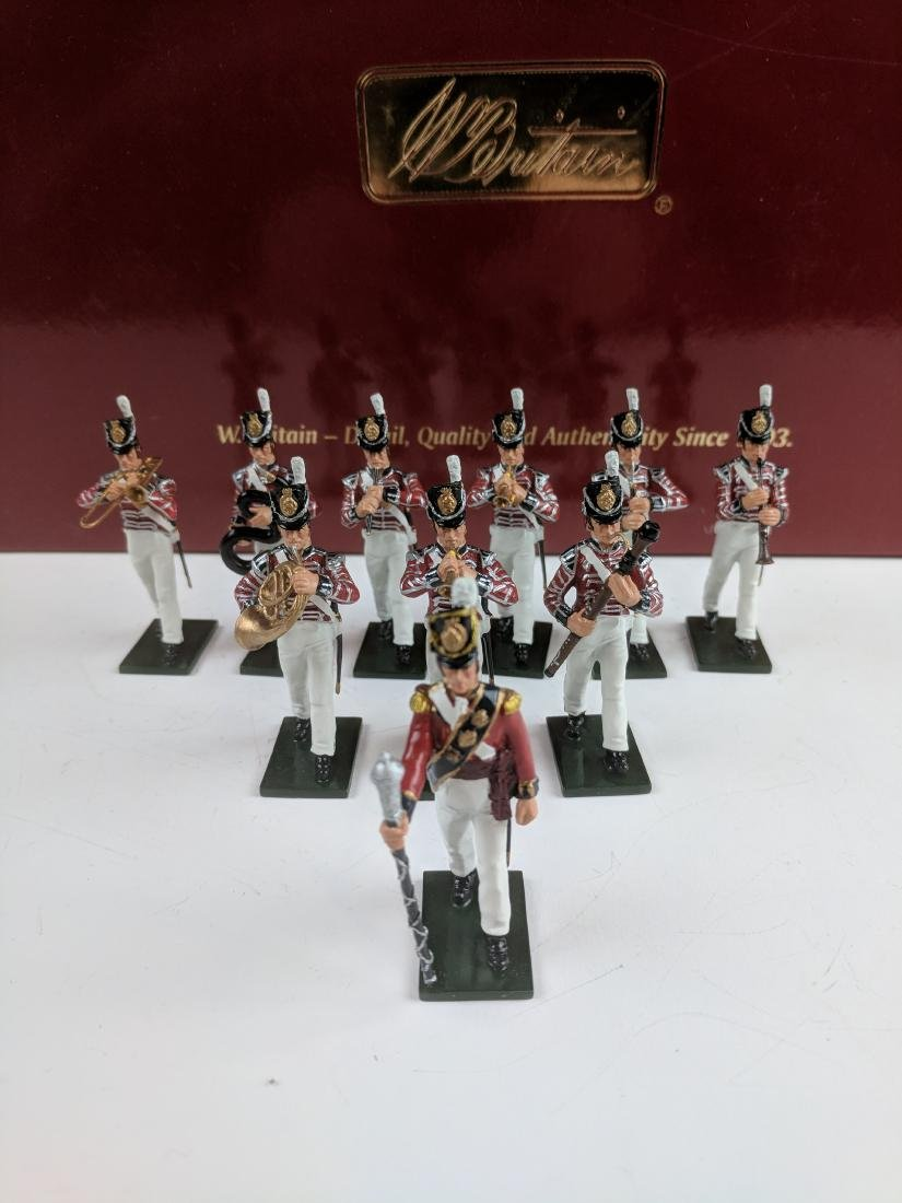Britains 43103 Band of the Coldstream 1815