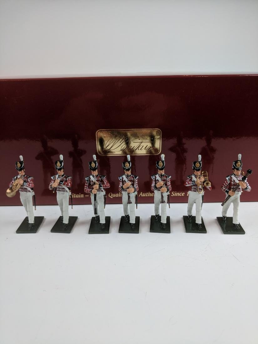 Britains 43158 Coldstream Guards Band 1815
