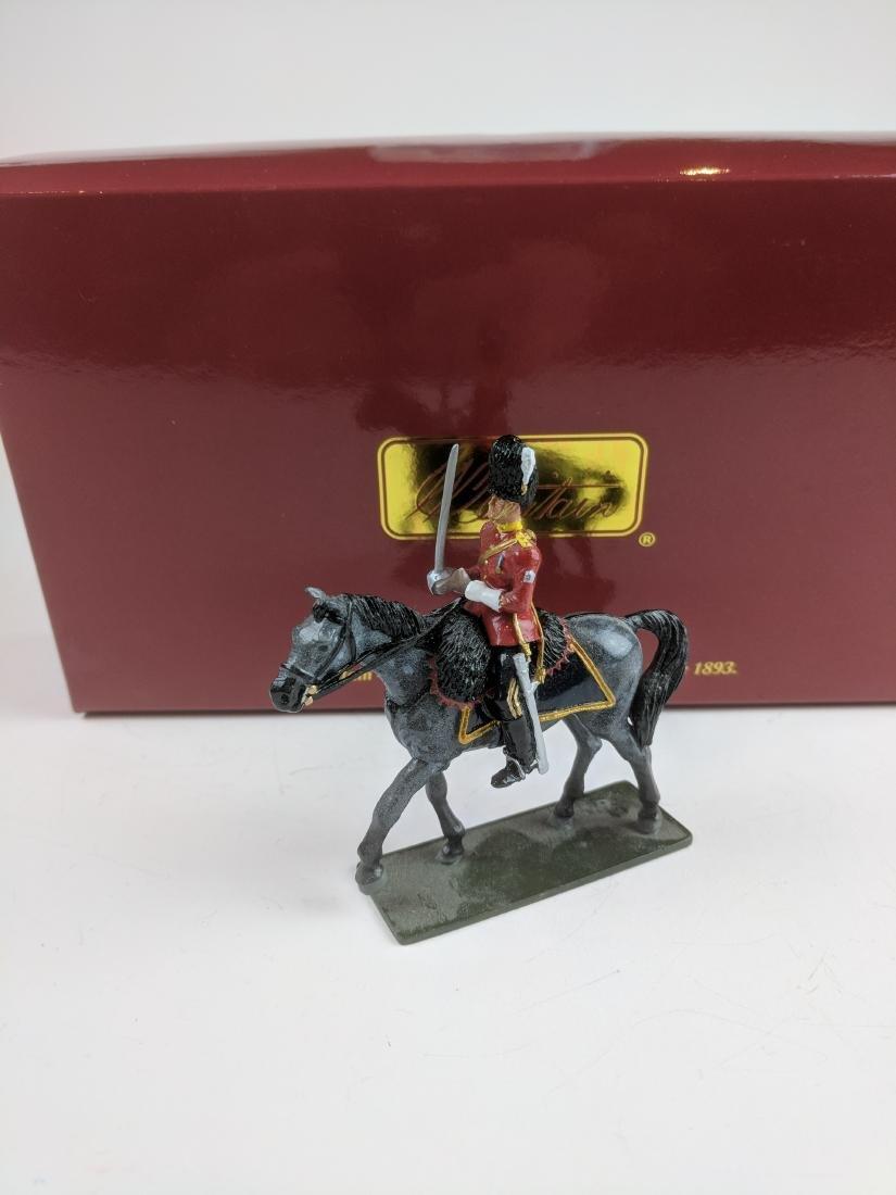 Britains 48013 Royal Scots Dragoon Officer