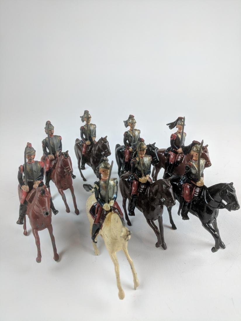 Britains Set 138 French Cuirassiers