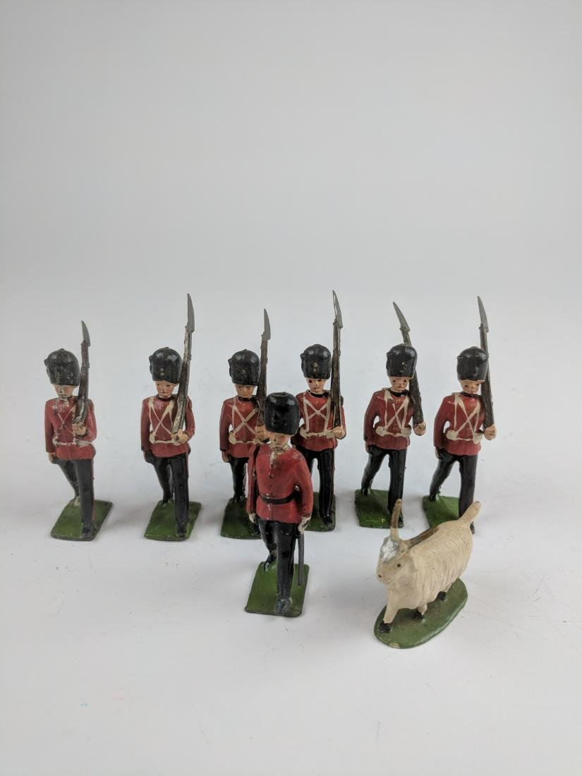 Britains Set 74 Welch Fusiliers