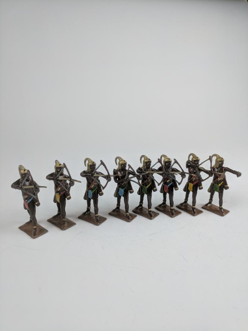 Britains Set 202 Togoland Warriors