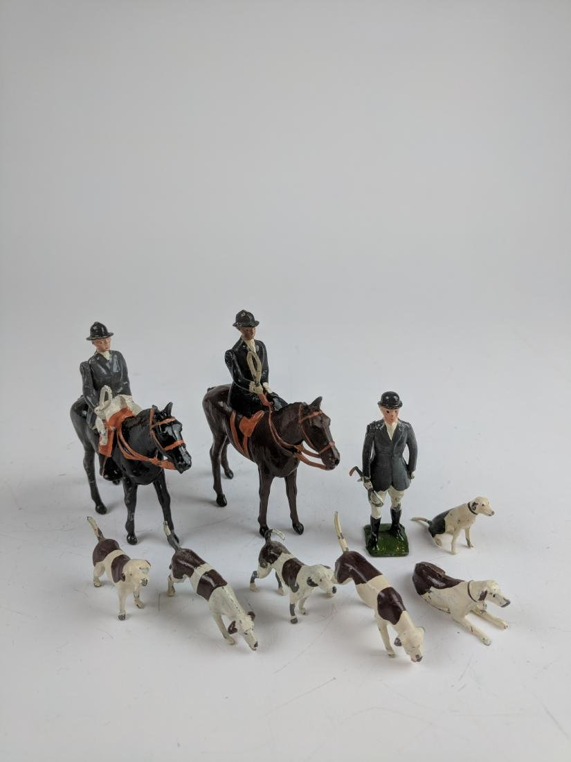 Britains Hunt Figures