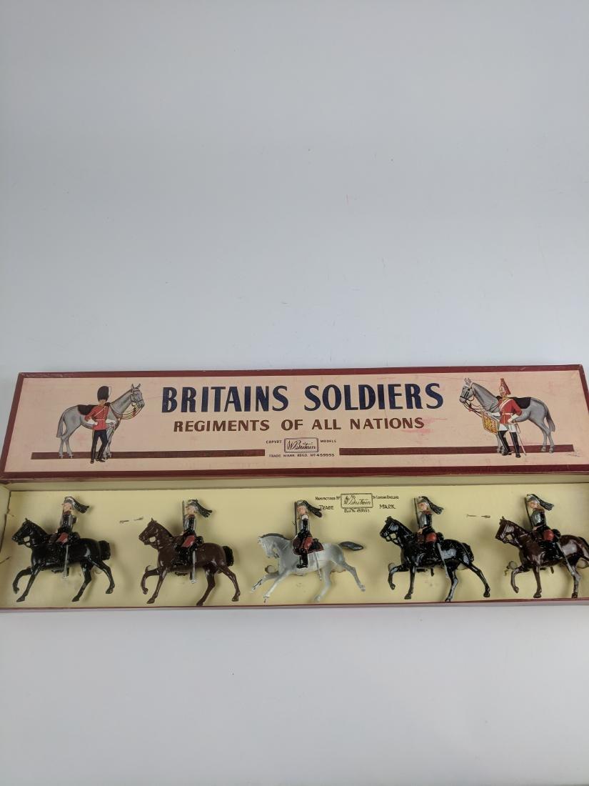 Britains 138 Cuirassiers