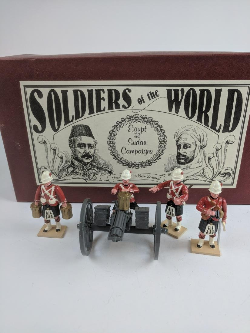 Soldiers Of The World HRVA Black Watch 42nd