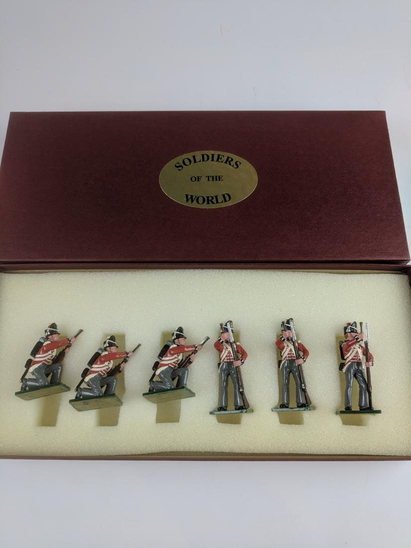 Soldiers Of The World BN6 British Reloading 1815