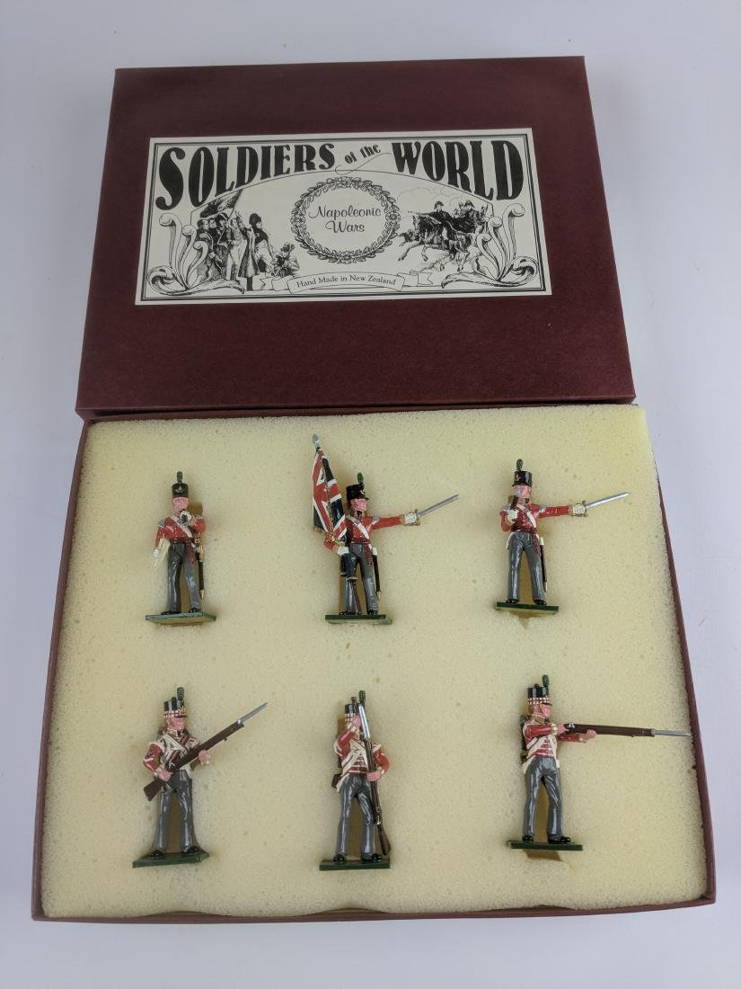 Soldiers Of The World BN 7C British Command 71st