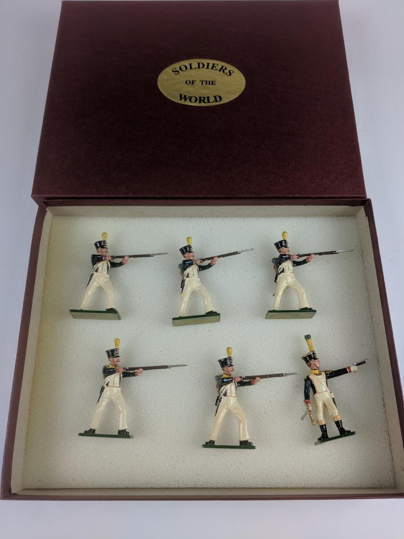 Soldiers Of The World N6 Grenadier French Line