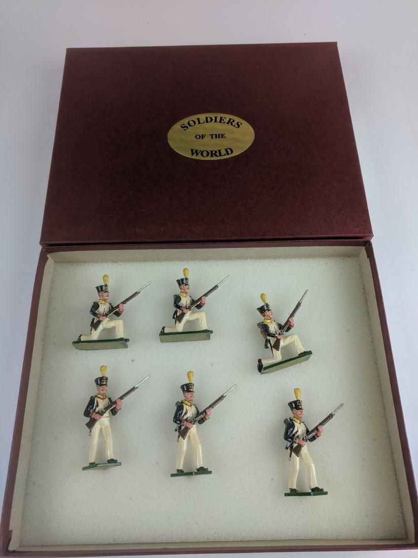 Soldiers Of The World N9 Voltigeur French Line
