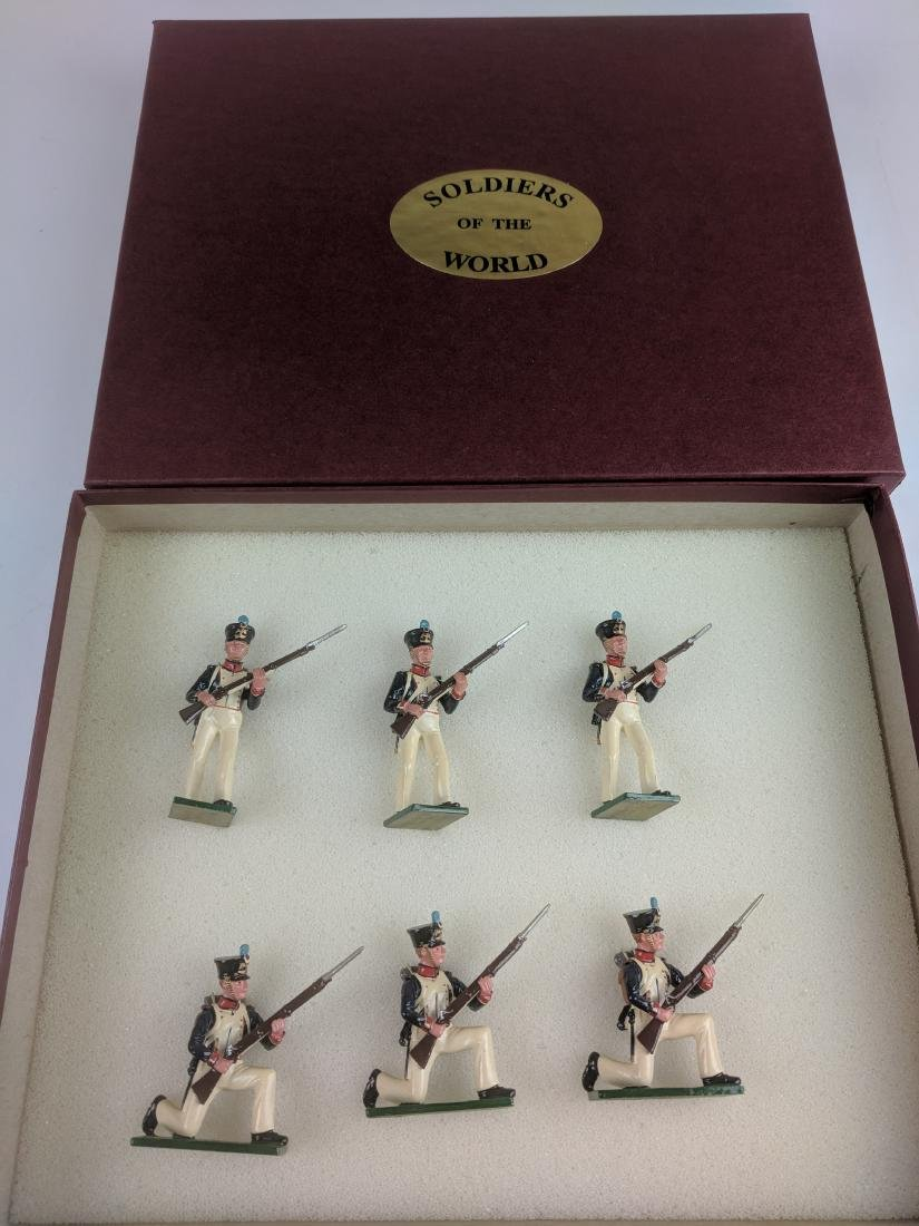 Soldiers Of the World N15 Fusiliers French Line