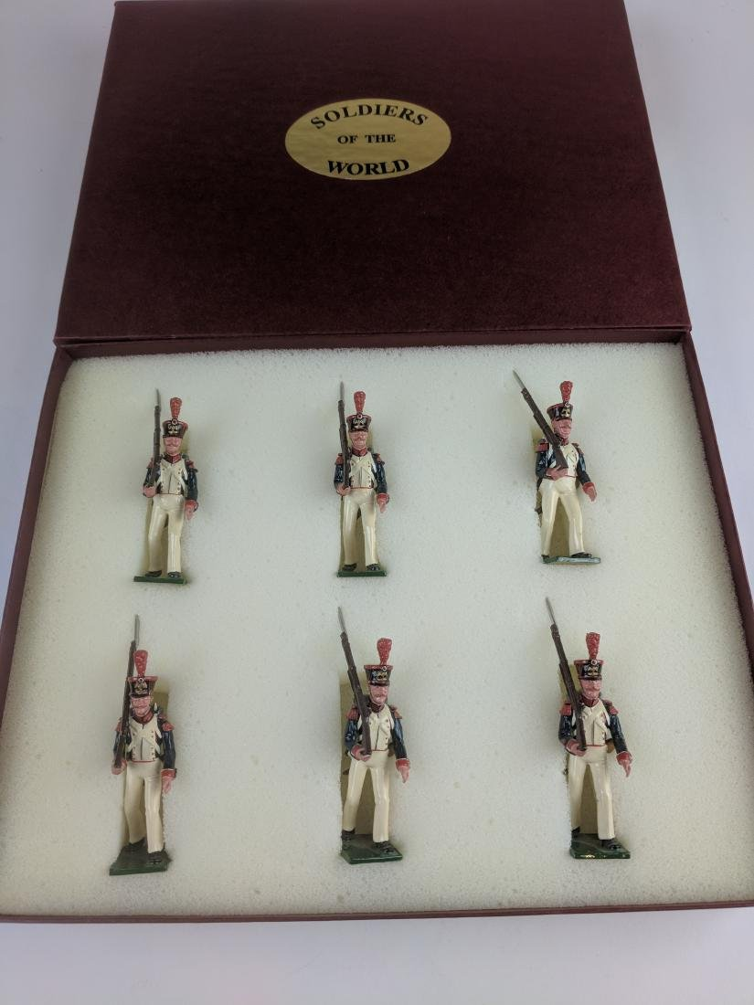 Soldiers Of The World N37 Grenadier French Line