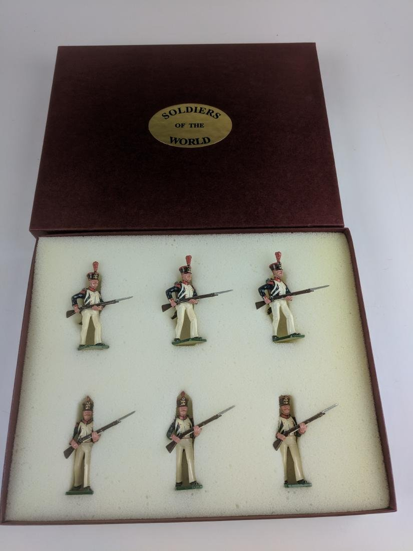 Soldiers Of The World N43 Grenadier French Line