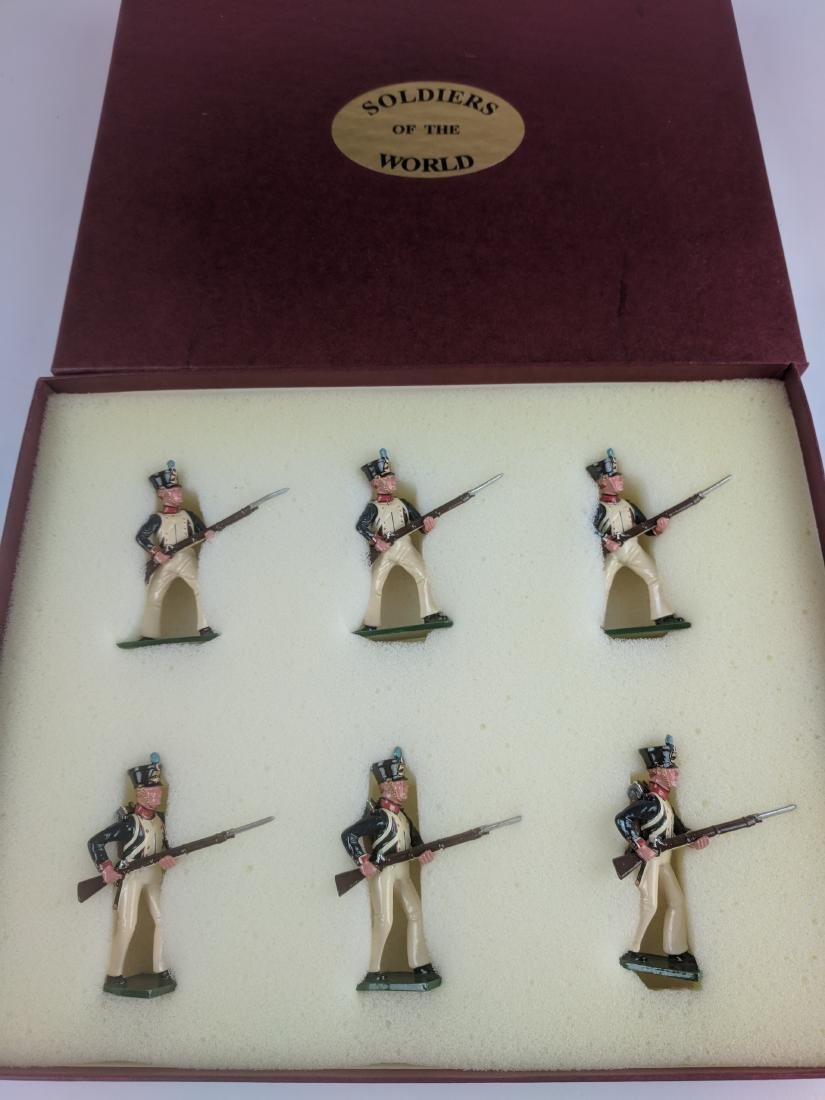 Soldiers Of The World N50 Voltigeur French Line