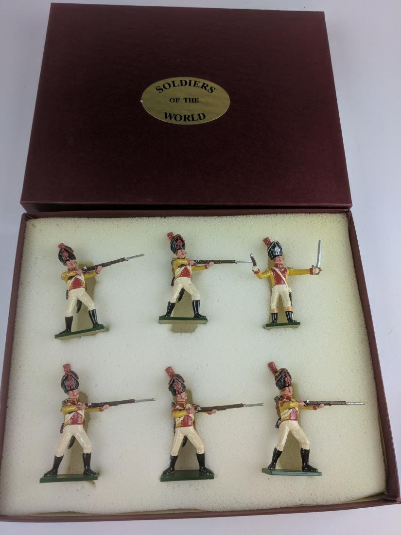 Soldiers Of The World N51 Fusilier French Line