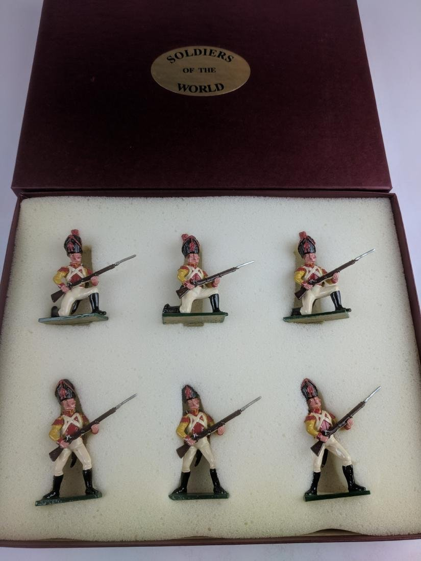 Soldiers Of The World N53 Grenadier Battle 1810