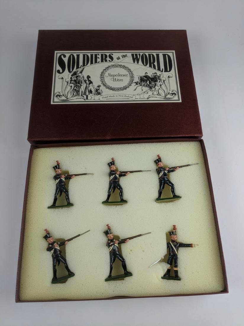 Soldiers Of The World N72 Fusilier 1st Swiss 1812