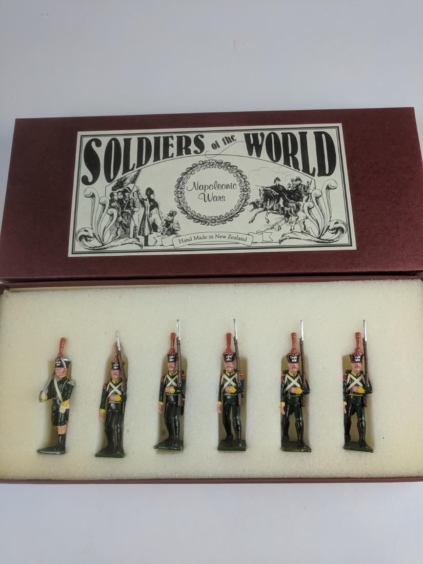 Soldiers Of The World N273 Irish Legion 1812