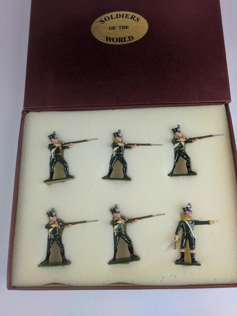 Soldiers Of The World N275 Irish Legion