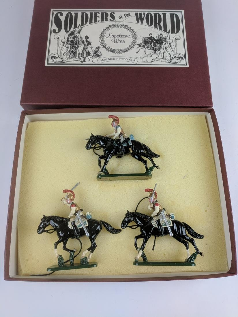 Soldiers Of The World N315 Napoleon's Cavalry