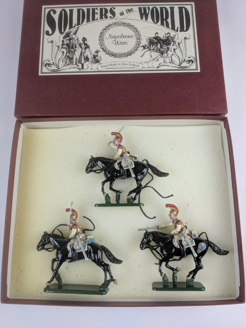 Soldiers Of The World N316 Napoleon's Cavalry