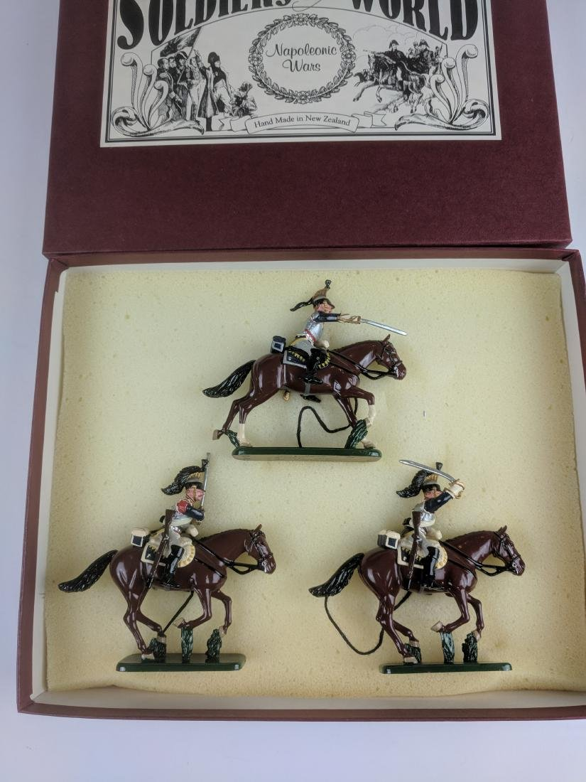 Soldiers Of The World N317 Napoleon's Cavalry