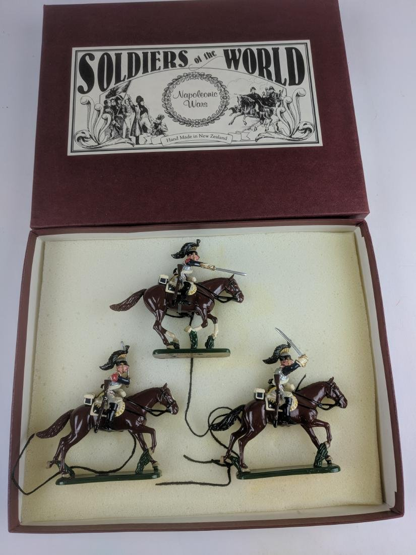 Soldiers Of The World N318 Napoleon's Cavalry