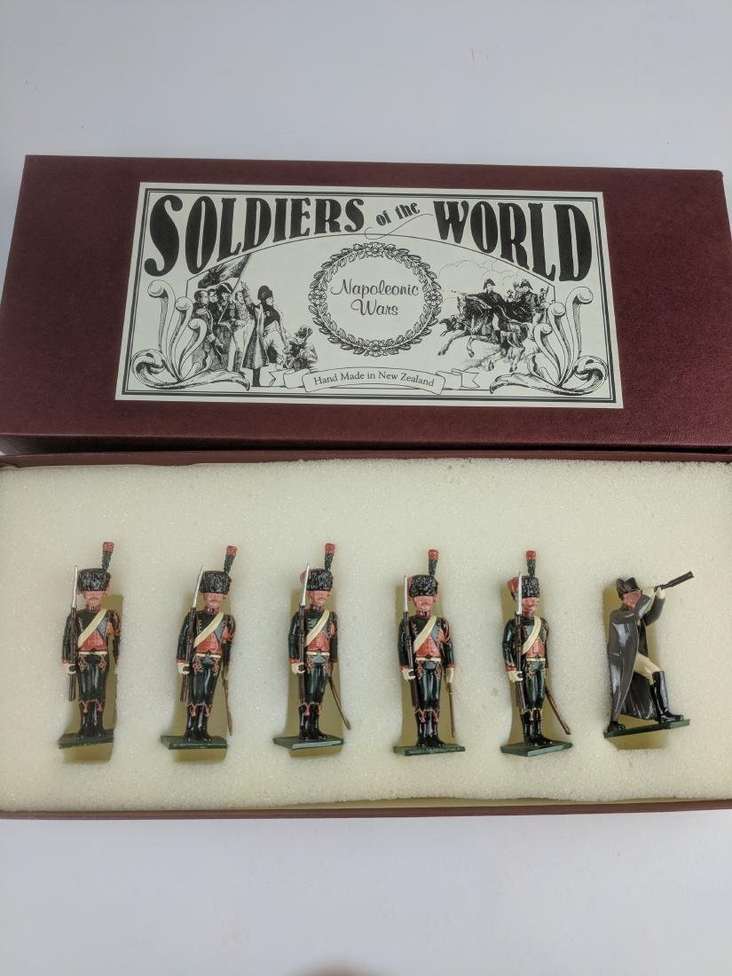 Soldiers Of The World N326 Imperial