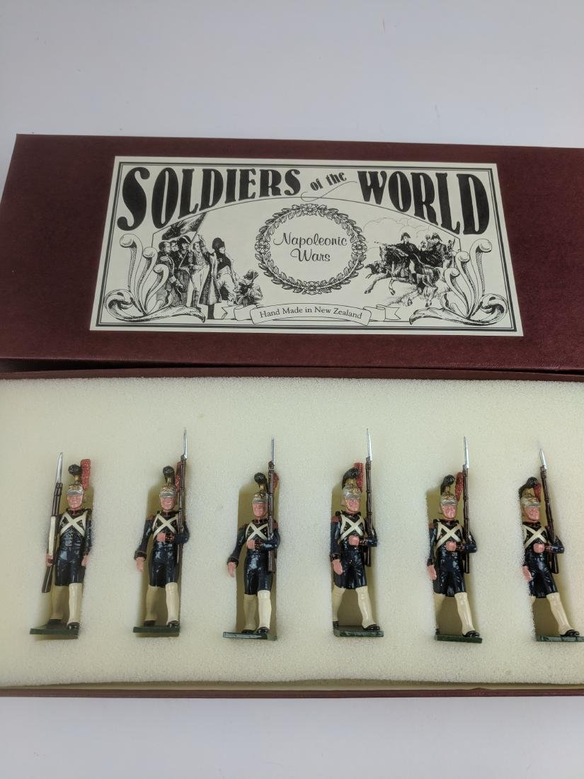 Soldiers Of The World N374/A Engineers