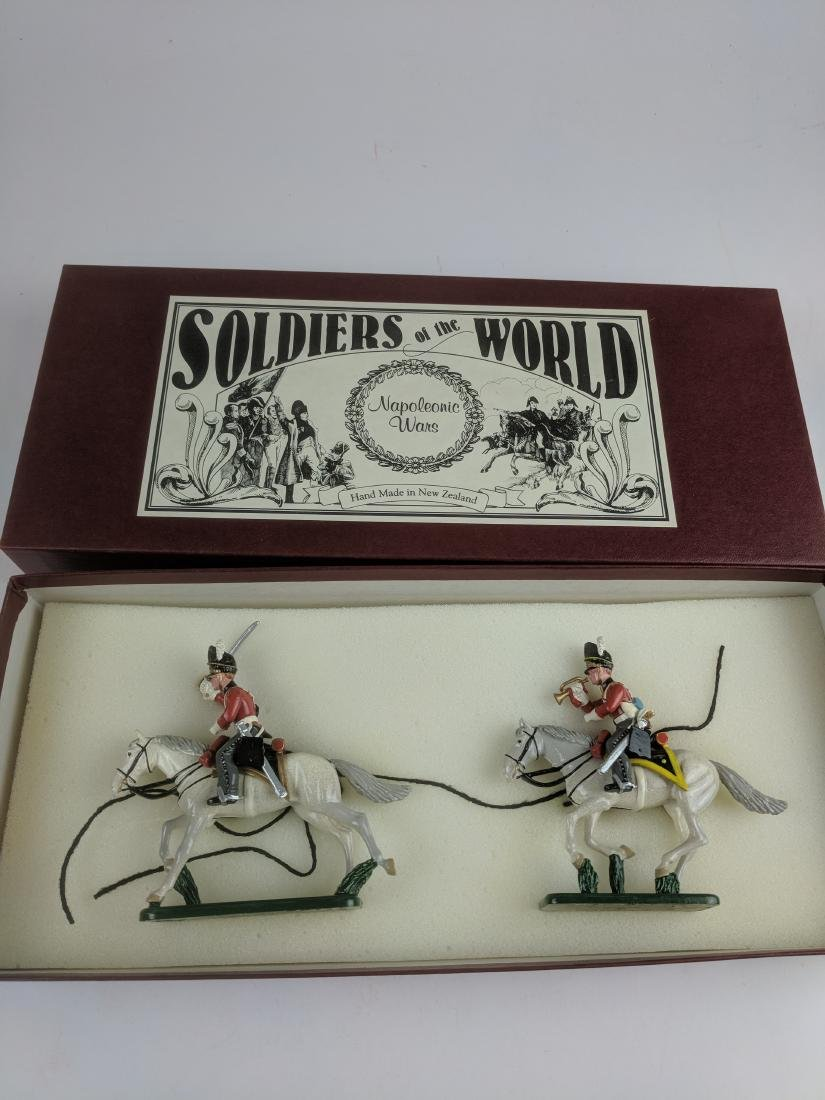Soldiers Of The World N376/A Scots Greys