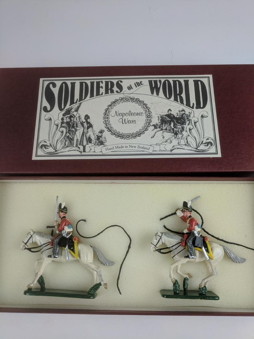 Soldiers Of The World N376/B Scots Greys
