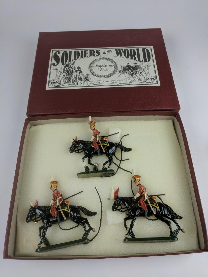 Soldiers Of The World N415/B Napoleons