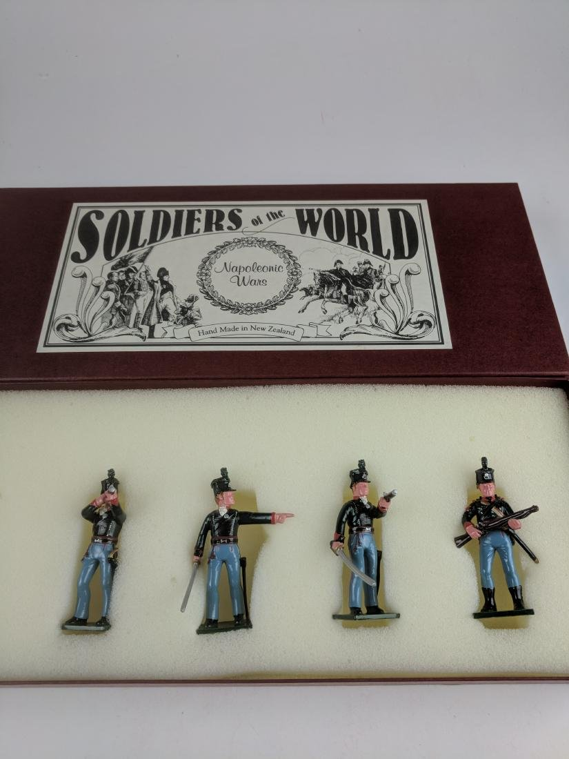 Soldiers Of The World N431 British Command